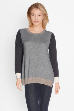 Pull SOMEWHERE IDRE Gris clair