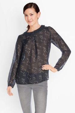 Blouse SOMEWHERE IJU Noir