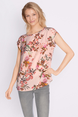 Blouse STREET ONE 340574 Rose pale