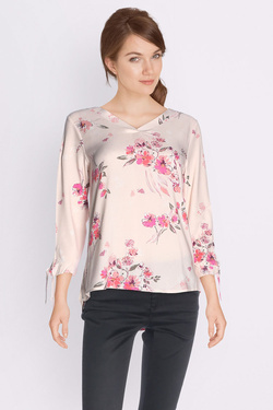Blouse STREET ONE 311455 Rose