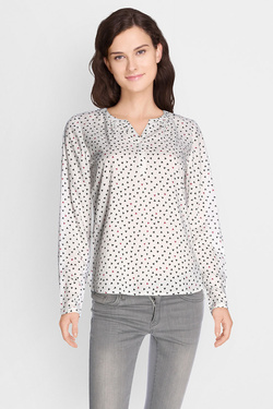 Blouse STREET ONE 340600 Ecru