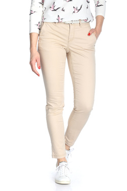 Pantalon STREET ONE 371246 Beige