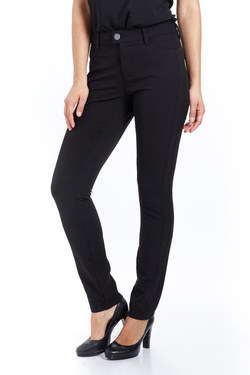 Pantalon STREET ONE 371626 Noir
