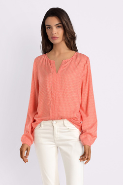 Blouse STREET ONE 341282 Orange