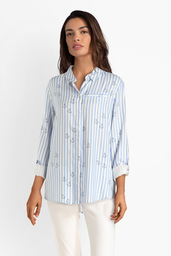Chemise manches longues STREET ONE 341296 Ecru