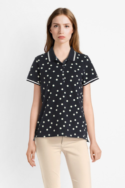 Polo STREET ONE 313279 Bleu marine