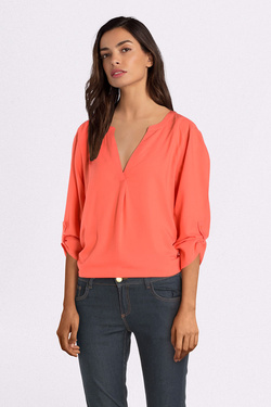 Blouse STREET ONE 341581 Orange