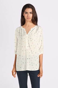 Blouse STREET ONE 341640 Ecru