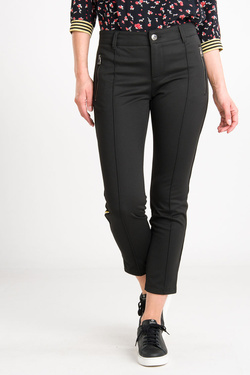 Pantalon STREET ONE 372498 Noir