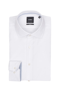 Chemise manches longues STRELLSON 30006800 Blanc