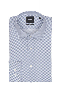 Chemise manches longues STRELLSON 30006788 Blanc