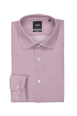 Chemise manches longues STRELLSON 30006791 Rouge