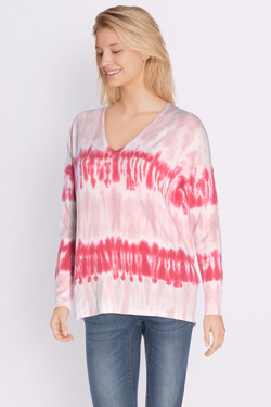 Pull SUD EXPRESS MISERON Rose