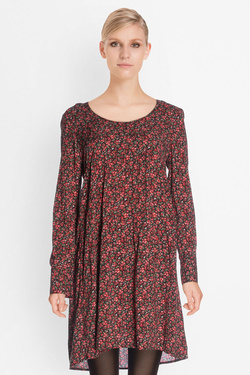 Robe SUD EXPRESS RAFTERNOON Rouge foncé