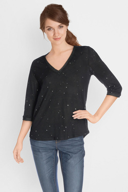 Pull SUD EXPRESS TIVER Noir