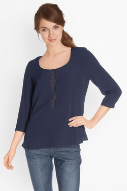 Blouse SUD EXPRESS TURTLEBLUES Bleu