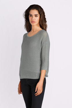Pull SUD EXPRESS MECLIPSE Gris