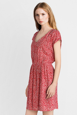 Robe SUD EXPRESS RASSURE Rouge