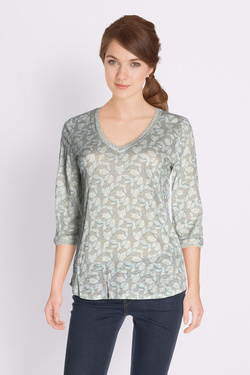 Tee-shirt manches longues SUD EXPRESS TOPLAY Gris
