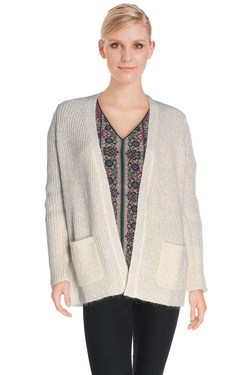 SUD EXPRESS - Gilet15425Beige clair