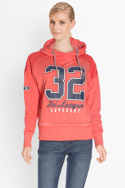 SUPERDRY - Sweat-shirtG20003FOF1Orange