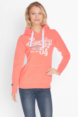 SUPERDRY - Sweat-shirtG20050XOCorail
