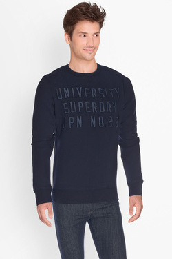 Sweat-shirt SUPERDRY M20024POF6 Bleu
