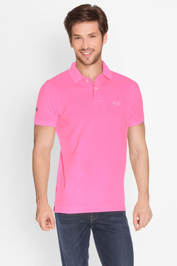 Polo SUPERDRY M11MT009F3 Rose