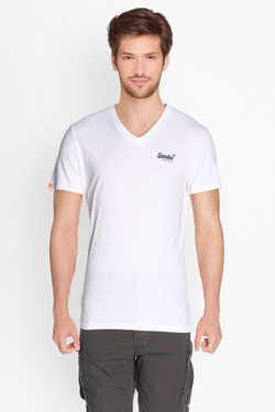 Tee-shirt SUPERDRY M10001NS Blanc