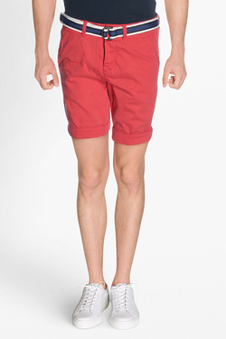 Bermuda SUPERDRY M71MT003F2 Rouge