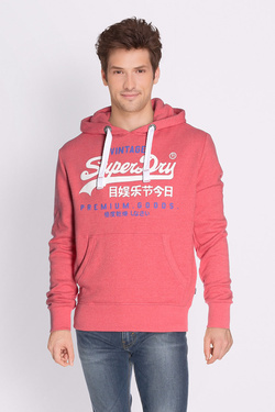 Sweat-shirt SUPERDRY M20808PQ Rouge