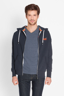 Sweat-shirt SUPERDRY M20555PQ Bleu marine