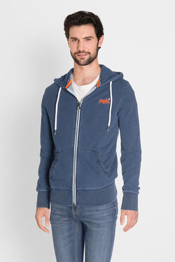 Sweat-shirt SUPERDRY M20555PQ Bleu