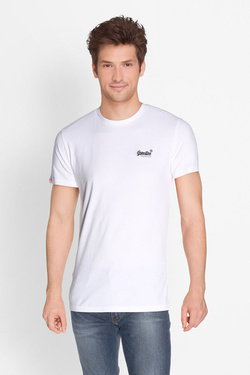 Tee-shirt SUPERDRY M10000NS Blanc