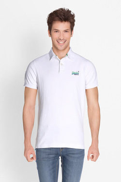 Polo SUPERDRY M11002OQDS Blanc