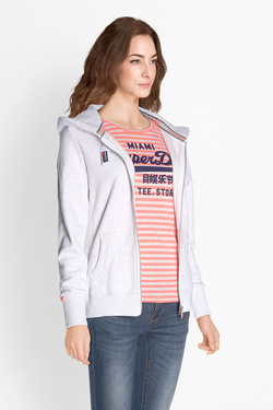 Sweat-shirt SUPERDRY G20007NS Blanc