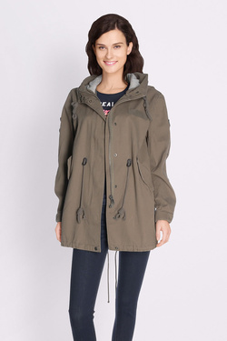 Parka SUPERDRY G50003VQ Marron