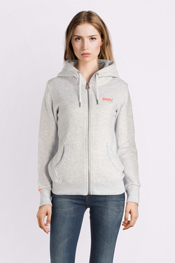 Sweat-shirt SUPERDRY G20011NS Gris clair