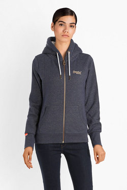 Sweat-shirt SUPERDRY G20010AR Bleu marine