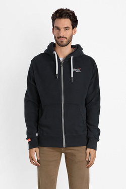 Sweat-shirt SUPERDRY M20007NS Bleu marine