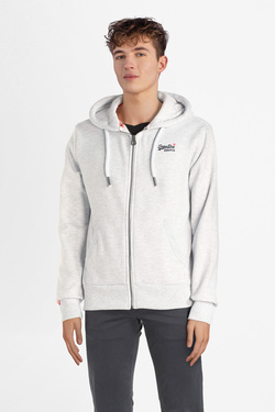 Sweat-shirt SUPERDRY M20007NS Gris clair