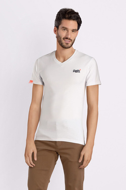 Tee-shirt SUPERDRY M10004NS Blanc
