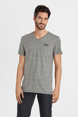 Tee-shirt SUPERDRY M10004NS Gris