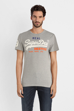 Tee-shirt SUPERDRY M10036NS Gris