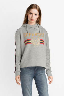 Sweat-shirt SUPERDRY G20318YT Gris