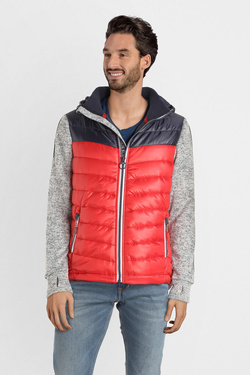 Blouson SUPERDRY M20117AT Rouge