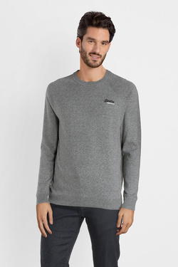 Pull SUPERDRY M61002NS Gris