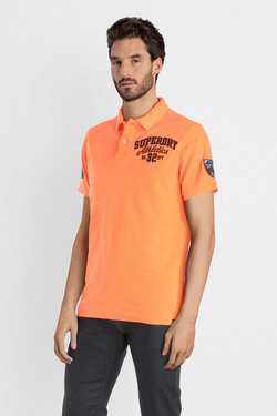 Polo SUPERDRY M11008ET Orange