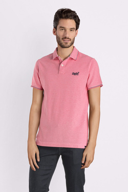Polo SUPERDRY M11007ET Rose