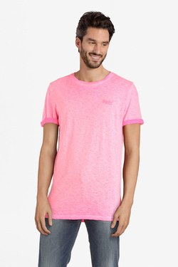 Tee-shirt SUPERDRY M10101RT Rose